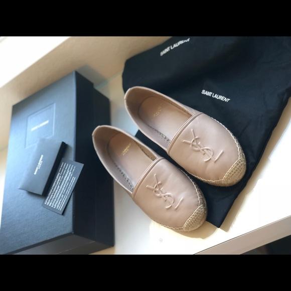 d10c17ff3a4 Saint Laurent Shoes | Monogram Espadrille | Poshmark